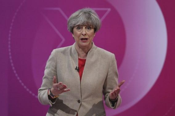 Theresa May had 'de ballen' om vervroegde verkiezingen uit te roepen
