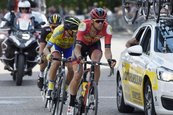 Victor Campenaerts wint Stan Ockers Classic