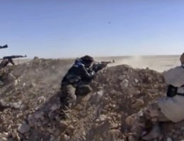 Eindstrijd rond Raqqa begonnen