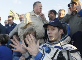 Franse astronaut: 'Ik heb de broosheid van onze planeet gezien'