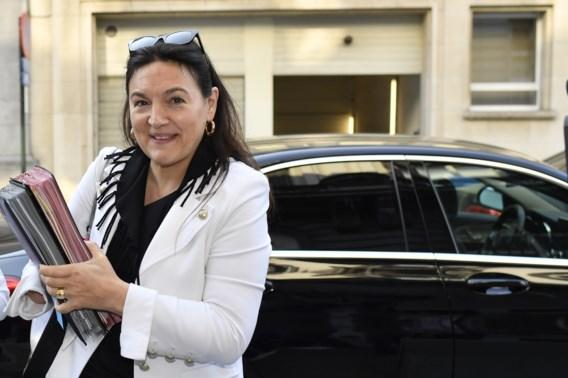 Marghem: 'Voordeel aan foutje woordvoerder is dat iedereen duidelijk is'