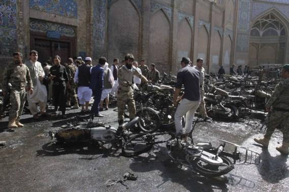 Bomexplosie aan moskee in Afghanistan: 7 doden