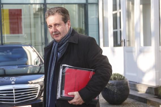 Rudi Vervoort: 'Mayeur moet over ontslag denken'