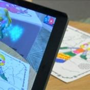 Nieuwe app brengt tekeningen tot leven