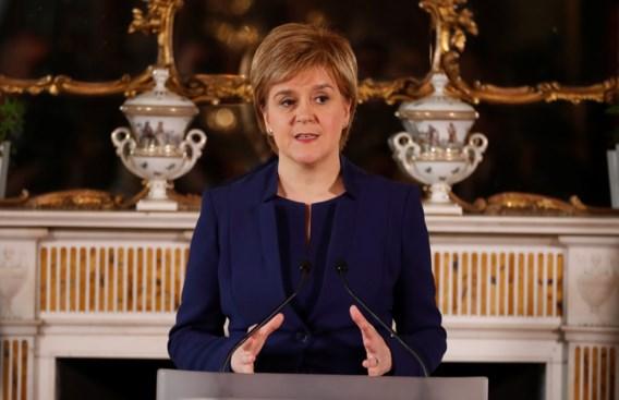 Schotse premier: 'Referendum heeft ons zetels gekost'