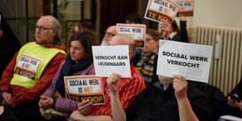 Privatisering Antwerpse daklozenzorg gaat niet door