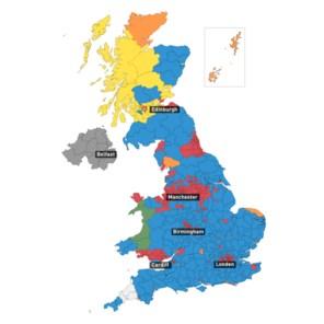 Britse verkiezingen: de resultaten
