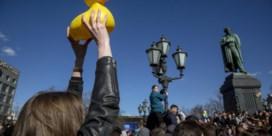 'Deze jonge generatie is Poetin kotsbeu'