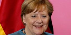 Merkel ziet geen probleem voor Brexit-onderhandelingen