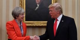 Trump wil niet naar het Verenigd Koninkrijk als er protest is