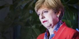 May wil binnen twee weken praten over Brexit