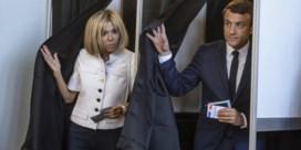 Macron zet zijn zegemars voort