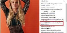 Hackers misbruiken account Britney