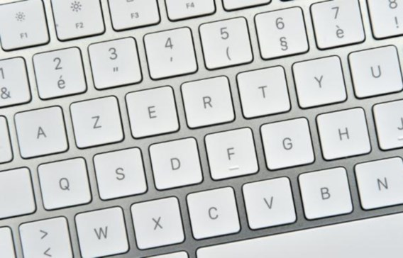 Verdwijnt het azerty-toetsenbord?