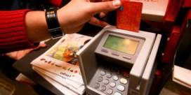 Belg betaalt kleine bedragen steeds meer met kaart