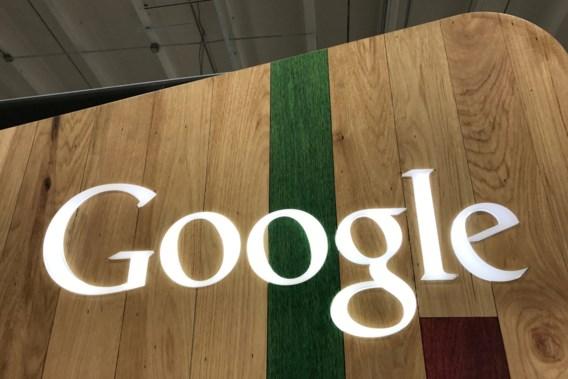 Moederbedrijf Google door grens 1.000 dollar