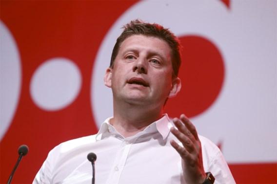John Crombez: 'Regering rolt rode loper uit voor grote fraudeurs'