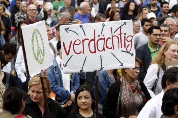 Teleurstellende opkomst bij vredesmars voor moslims in Keulen