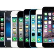 'iPhone zag er bijna helemaal anders uit'