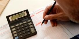 U heeft 0,8 procent kans op grondige belastingcontrole