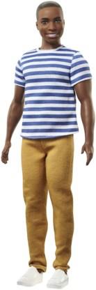 Barbies Ken wordt dikker en krijgt een dotje