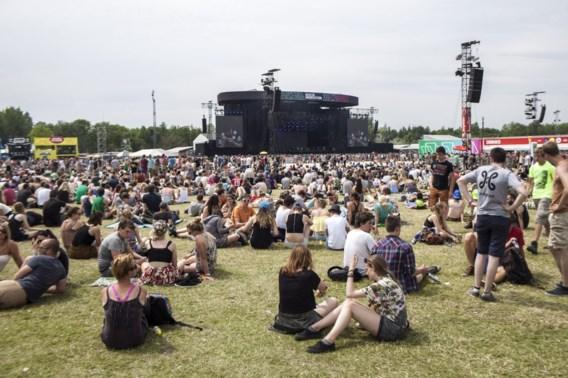 Festivals Werchter nemen extra veiligheidsmaatregelen