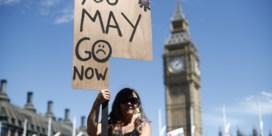 De Londense dag van woede. Kookt de melting pot straks over?
