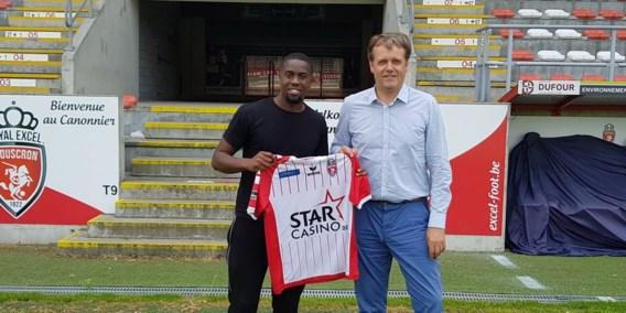 Moeskroen realiseert eerste transfer met Yannis Mbombo (ex-Standard)