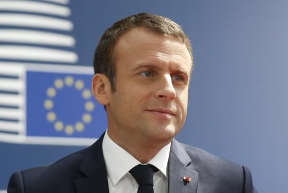 Macron werkt aan antiterreurwet die noodtoestand mogelijk permanent maakt