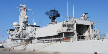 Waarom de Belgische marine patrouilleert in de Middellandse Zee