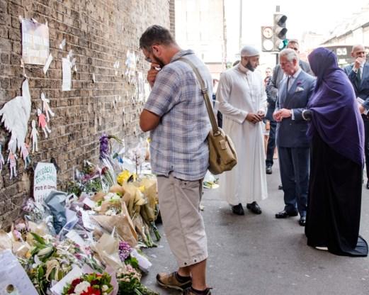 Bestuurder bestelwagen Londen aangeklaagd wegens terroristische moord