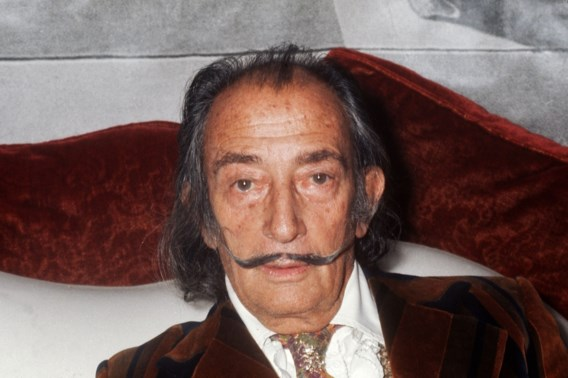 Rechter wil Dali laten opgraven