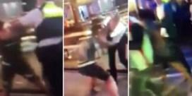 Twee agenten gewond bij vechtpartij Sinksenfoor