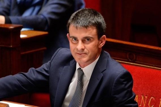 Valls stapt uit de PS en wil Macron steunen