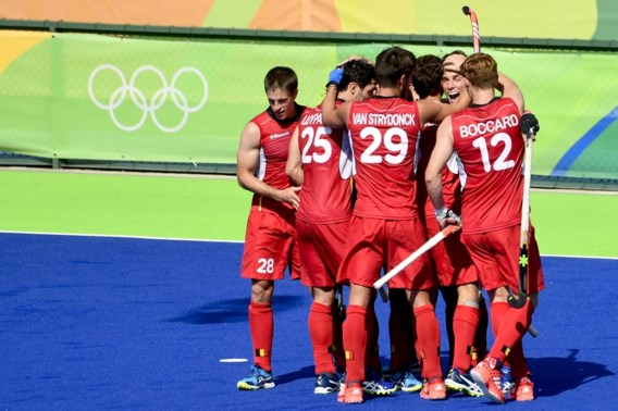 Red Lions sluiten drielandentoernooi af met nederlaag tegen India