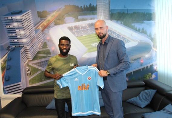 Overbodige middenvelder verlaat Gent en wordt duurste transfer ooit in Slovakije