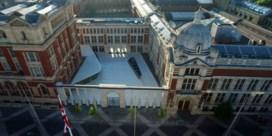 Drones brengen vernieuwd Victoria & Albert Museum in beeld