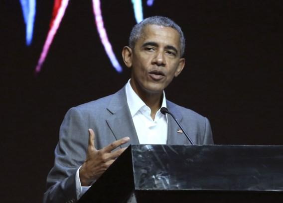 Obama waarschuwt voor 'agressieve vorm van nationalisme'