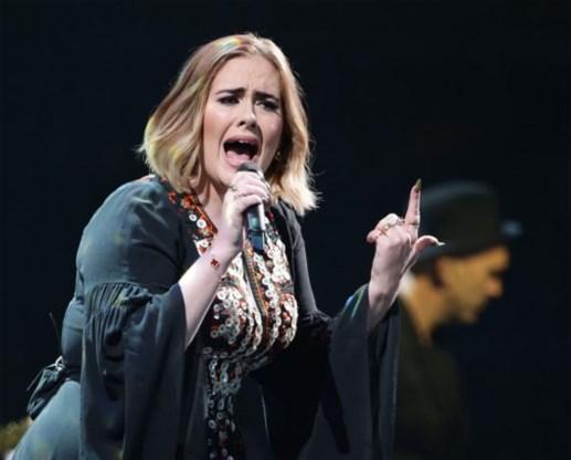 Adele annuleert laatste optredens in thuisland wegens stemproblemen