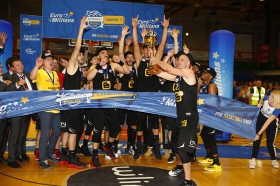 Vlaamse Basketballiga wordt Basketbal Vlaanderen