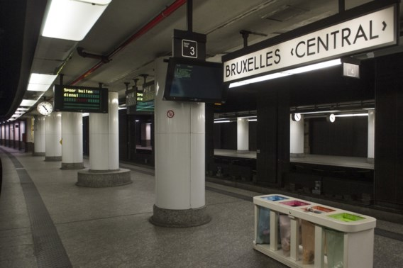 Bagage achtergelaten in het station of op de trein? Dat zal u binnenkort 100 euro kosten