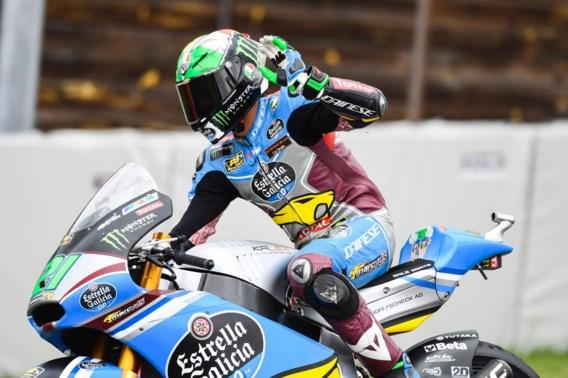 Morbidelli wint in Moto2, Xavier Siméon wordt 14de in Duitsland