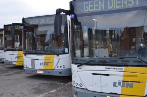 Meer bussen en trams uitgereden op derde stakingsdag
