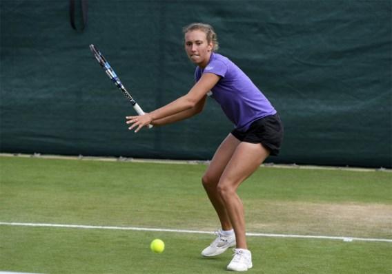 """Elise Mertens neemt het maandag op tegen Venus Williams op Wimbledon: """"Niets te verliezen"""""""