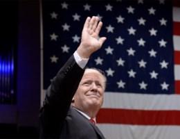 Trump geeft CNN 'rake klappen'