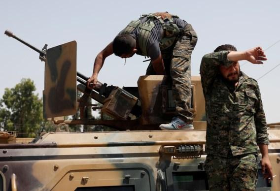 Anti-IS-alliantie dringt voor het eerst Raqqa binnen vanuit het zuiden
