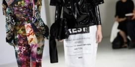 A.F. Vandevorst maakt couture van Antwerpse vuilniszakken