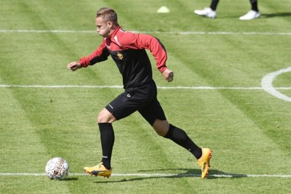 Antwerp huurt Corryn van KV Mechelen