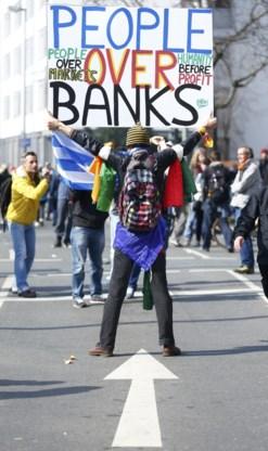 Belgen durven bank niet omzeilen