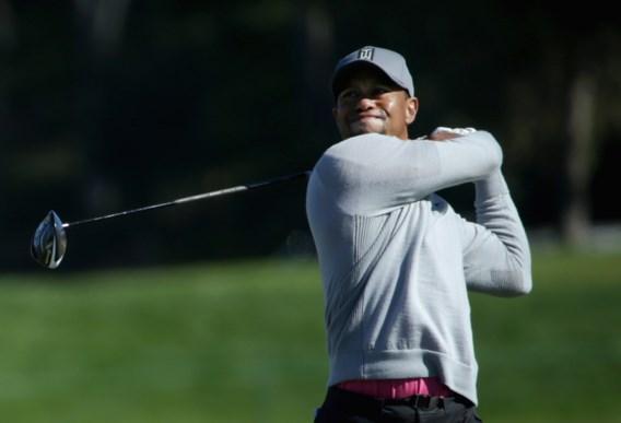Tiger Woods heeft behandelingsprogramma achter de rug